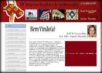 XIII Simpósio Brasileiro de Genitoscopia em São Luís do Maranhão em 2009